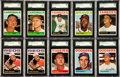 Baseball Cards:Sets, 1964 Topps Baseball Mid To High Grade Collection (Over 800) WithMany Stars. ...