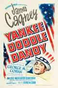 "Movie Posters:Musical, Yankee Doodle Dandy (Warner Brothers, 1942). One Sheet (27"" X41"").. ..."