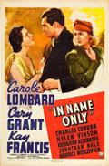 "Movie Posters:Romance, In Name Only (RKO, 1939). One Sheet (27"" X 41"").. ..."