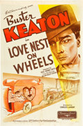 "Movie Posters:Comedy, Love Nest on Wheels (20th Century Fox, 1937). One Sheet (27"" X41"").. ..."