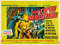 "Movie Posters:Science Fiction, The Time Machine (MGM, 1960). British Quad (30"" X 40"").. ..."