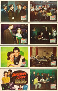 "Movie Posters:Drama, Dangerous Years (20th Century Fox, 1948). Lobby Card Set of 8 (11""X 14"").. ... (Total: 8 Items)"