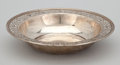 Silver Holloware, American:Bowls, AN AMERICAN SILVER BOWL . Tiffany & Co., New York, New York,circa 1910. Marks: TIFFANY & Co., 18278A MAKERS 9703,STERLI...