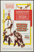 "Movie Posters:Documentary, Circus Stars (Paramount, 1960). One Sheet (27"" X 41""). Documentary.. ..."