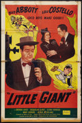 "Movie Posters:Comedy, Little Giant (Realart, R-1951). One Sheet (27"" X 41""). Comedy.. ..."
