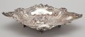 Silver Holloware, British:Holloware, A GERMAN SILVER DISH. Maker unidentified, probably Hannau, Germany,circa 1890 . Marks: (crown), H with crown, (lion pas...