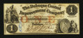 Obsoletes By State:Iowa, Dubuque, IA- Dubuque Central Improvement Company $1 Feb. 1, 1858....