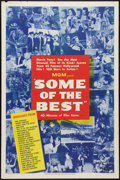 "Movie Posters:Documentary, Some of the Best (MGM, 1949). One Sheet (27"" X 41""). Documentary.. ..."
