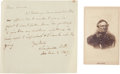 Autographs:Statesmen, General Winfield Scott 1847 Autograph Letter Signed Concerning aCounterfeiting Gang....