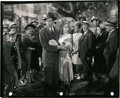 "Movie Posters:Drama, James Stewart and Gloria Grahame in ""It's a Wonderful Life"" (RKO,1946). Proof Keybook Photo (8"" X 10"").. ..."
