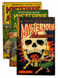 Golden Age (1938-1955):Horror, Mysterious Adventures Group (Story Comics, 1953-54) Condition:Average GD+.... (Total: 7 Comic Books)