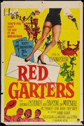 """Movie Posters:Musical, Red Garters (Paramount, 1954). One Sheet (27"""" X 41""""). Musical.. ..."""