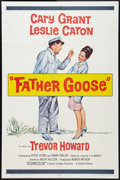 "Movie Posters:Comedy, Father Goose (Universal, 1965). One Sheet (27"" X 41""). Comedy.. ..."