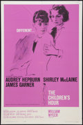 "Movie Posters:Drama, The Children's Hour (United Artists, 1962). One Sheet (27"" X 41""). Drama.. ..."