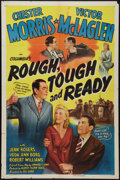 """Movie Posters:Comedy, Rough, Tough and Ready (Columbia, 1945). One Sheet (27"""" X 41""""). Comedy.. ..."""