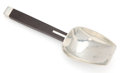 Silver Flatware, American:Other , AN AMERICAN SILVER AND ROSEWOOD ICE SCOOP . Porter Blanchard,Calabasas, California, circa 1950. Marks: PORTER BLANCHARD,...