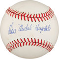 "Baseball Collectibles:Balls, Don ""Airdale"" Drysdale Single Signed Baseball...."