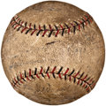 Autographs:Baseballs, 1929 Chicago Cubs Team Signed Baseball....