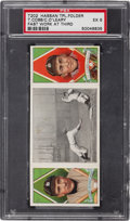 Baseball Cards:Singles (Pre-1930), 1912 T202 Hassan Ty Cobb/O'Leary PSA EX 5....