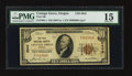 National Bank Notes:Oregon, Cottage Grove, OR - $10 1929 Ty. 1 First NB Ch. # 5642. ...