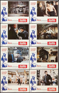 """Movie Posters:Action, The Chinese Connection (National General, 1973). Lobby Card Set of 8 (11"""" X 14""""). Action.. ... (Total: 8 Items)"""