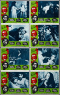 """Movie Posters:Horror, Orgy of the Living Dead (Europix International, 1972). Lobby Card Set of 8 (11"""" X 14""""). Horror.. ... (Total: 8 Items)"""