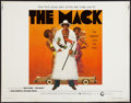 "Movie Posters:Blaxploitation, The Mack (Cinerama Releasing, 1973). Half Sheet (22"" X 28"").Blaxploitation.. ..."