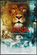 """Movie Posters:Fantasy, The Chronicles of Narnia: The Lion, the Witch and the Wardrobe Lot (Buena Vista, 2005). One Sheets (2) (27"""" X 41""""). DS Advan... (Total: 2 Items)"""