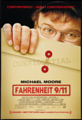 "Movie Posters:Documentary, Fahrenheit 9/11 Lot (Lions Gate, 2004). One Sheets (2) (27"" X 41"" and 27"" X 40""). SS. Documentary.. ... (Total: 2 Items)"