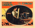 """Movie Posters:Comedy, The Circus (United Artists, 1928). Lobby Cards (2) (11"""" X 14"""")..... (Total: 2 Items)"""