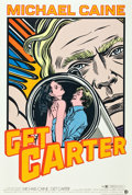 "Movie Posters:Crime, Get Carter (MGM, 1971). International One Sheet (27"" X 41"").. ..."