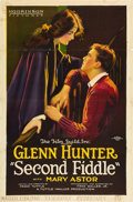 "Movie Posters:Drama, Second Fiddle (Hodkinson Pictures, 1923). One Sheet (27"" X 41"").Style A.. ..."