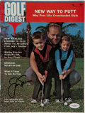"""Baseball Collectibles:Publications, Jack Nicklaus Signed """"Golf Digest"""" Magazine...."""