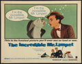 """Movie Posters:Comedy, The Incredible Mr. Limpet (Warner Brothers, 1964). Half Sheet (22"""" X 28""""). Comedy.. ..."""