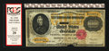 Large Size:Gold Certificates, Fr. 1225h $10000 1900 Gold Certificate PCGS Apparent Very Fine 20.....