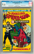 Bronze Age (1970-1979):Superhero, The Amazing Spider-Man #129 (Marvel, 1974) CGC NM+ 9.6 Off-white to white pages. ...