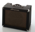 Musical Instruments:Amplifiers, PA, & Effects, Circa 1960's Ampeg Jet J-12 Guitar Amplifier, Serial #014978....