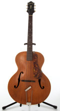 Musical Instruments:Acoustic Guitars, Circa 1937 Epiphone Zenith Archtop Acoustic Guitar, Serial #11106....
