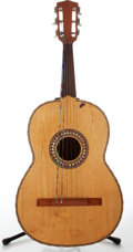 Musical Instruments:Bass Guitars, Guitarrón Mexicano Natural Acoustic Bass Guitar, No Serial Number. ...