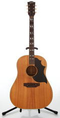 Musical Instruments:Acoustic Guitars, Circa 1969 Gibson J-50 Natural Acoustic Guitar, Serial # 757831....
