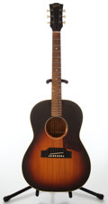 Musical Instruments:Acoustic Guitars, 1960s Gibson LG1 Sunburst Acoustic Guitar, Serial # 269793....