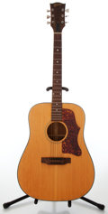 Musical Instruments:Acoustic Guitars, 1960s Gibson TG-O Natural Tenor Acoustic Guitar, Serial # 364810....