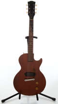 Musical Instruments:Electric Guitars, Circa 1957 Gibson Les Paul Jr. 3/4 Refinished Solid Body ElectricGuitar...