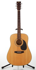 Musical Instruments:Acoustic Guitars, Martin 1833 Dreadnought Model RH-1 N Acoustic Guitar, Serial #94041980. Year Unknown....