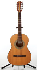 Musical Instruments:Acoustic Guitars, 1960s Gibson Natural C0 Classical Acoustic Guitar, Serial # 337122,Made in Kalamazoo, Michigan....