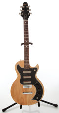 Musical Instruments:Electric Guitars, 1976 Gibson S-1 Natural Electric Guitar, Serial # 00 174966....