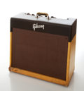 Musical Instruments:Amplifiers, PA, & Effects, 1950s Gibson GA-77 Amplifier, Serial # 86189....