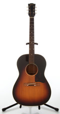 Musical Instruments:Acoustic Guitars, Late-1950s Gibson LG-1 Sunburst Acoustic Guitar, No Serial Number. ...