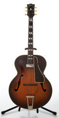 Musical Instruments:Acoustic Guitars, 1948 Gibson L-7 Sunburst Archtop Acoustic Guitar, Serial # A-1625....