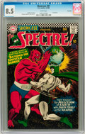Silver Age (1956-1969):Horror, Showcase #61 Savannah pedigree (DC, 1966) CGC VF+ 8.5 White pages....
